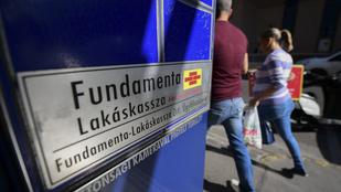 Fundamenta: Maradnak a lakástakarékok