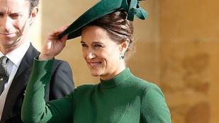 Megszületett Pippa Middleton gyermeke?