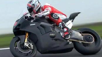 Visszatér a Ducati szárazkuplunghoz