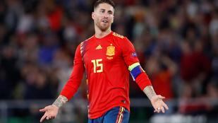 Sergio Ramos emberére akadt, de adós nem maradt