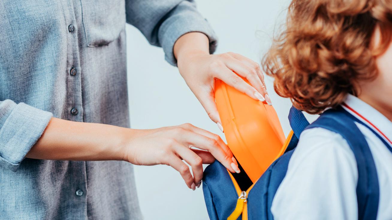 Magnéziumban gazdag tízóraik stresszes napokra: segít a gyereknek koncentrálni