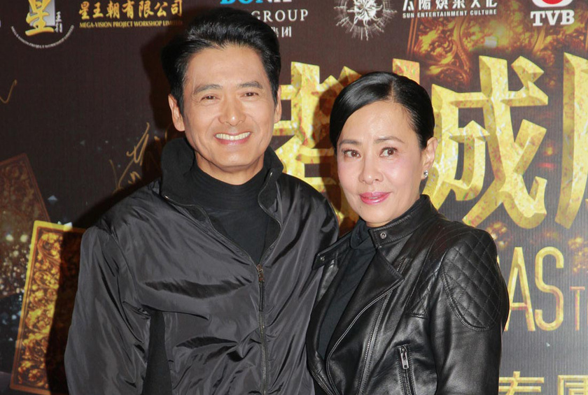 Feleségével, Jasmine-nel már harminc éve házasok.