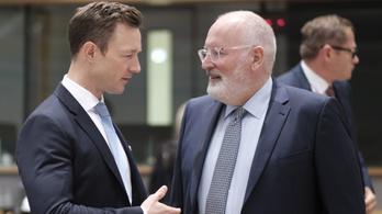 Nekiültek a magyar hetes cikknek az EU-ban