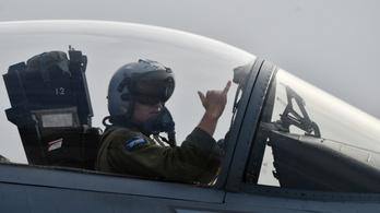 Az oroszok szerint Ukrajna titokban amerikai és izraeli pilótákat képez ki