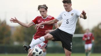 Az Eb elitkörébe jutott az U19-es futballválogatott