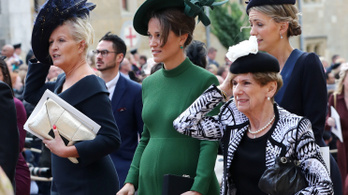 Megszületett Pippa Middleton gyereke