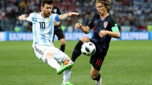 Modric: Sosem fogok Messivel együtt játszani