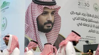 A szaúdi koronaherceg tagadta Trumpnak, hogy bármit tudna az eltűnt újságíróról