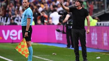 A német futball nem volt még ilyen mélyen, hat vereség egy évben