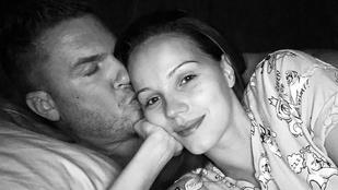 Perverz férfi zaklatta Kasza Tibor terhes feleségét
