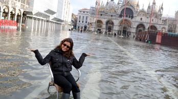 Világörökségi helyszíneket veszélyeztet az éghajlatváltozás