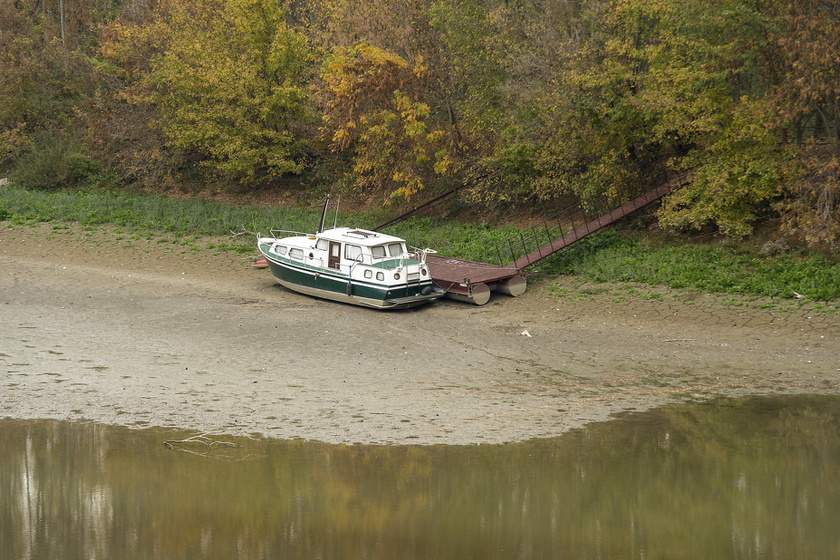 71 éve nem volt ilyen alacsony a Duna vízállása: már a hajók sem közlekednek