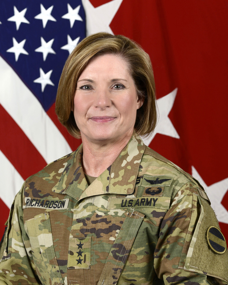 Lt. Gen. Laura J. Richardson