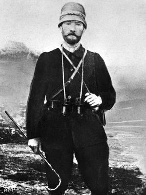 Kemal Atatürk 1911-ben