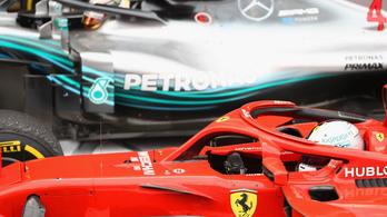 Bravúr kell Vetteltől, hogy Hamilton ne legyen már Austinban bajnok