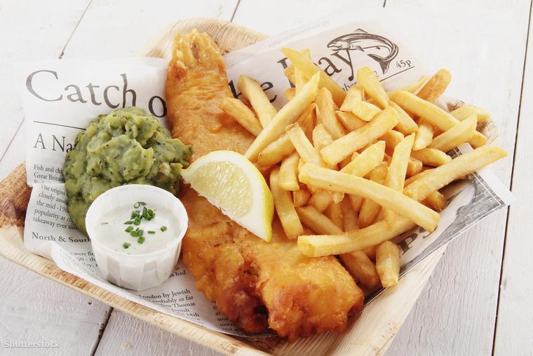 Anglia nem olyan gazdag népszerű nemzeti ételekben, mint mondjuk Olaszország vagy Spanyolország