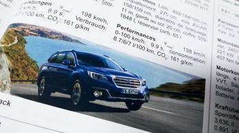 Miért fogyaszt többet az autód, mint amit a prospektus ígért?