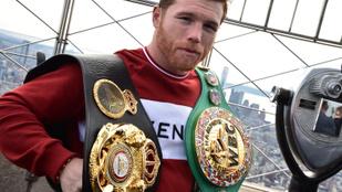 100 milliárd forint: a bokszoló Álvarezé minden idők legnagyobb sportszreződése