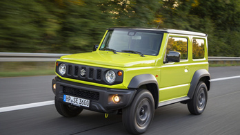 Eltűnik Európából a Suzuki Jimny?