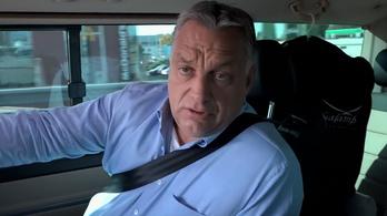 Magyar határra csak magyar katonát fogad el Orbán