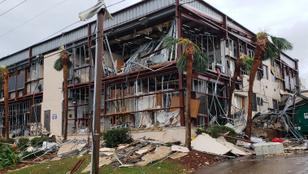Még mindig a romokat kutatják át a Michael pusztítása után