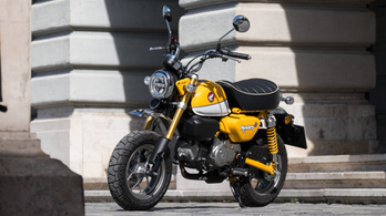 Honda Monkey 125 – 2018.