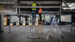 A felújított Déli pályaudvar hatalmasat lépett a XX. század felé