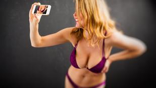 Miért jó bárkinek is meztelen fotót küldened magadról?