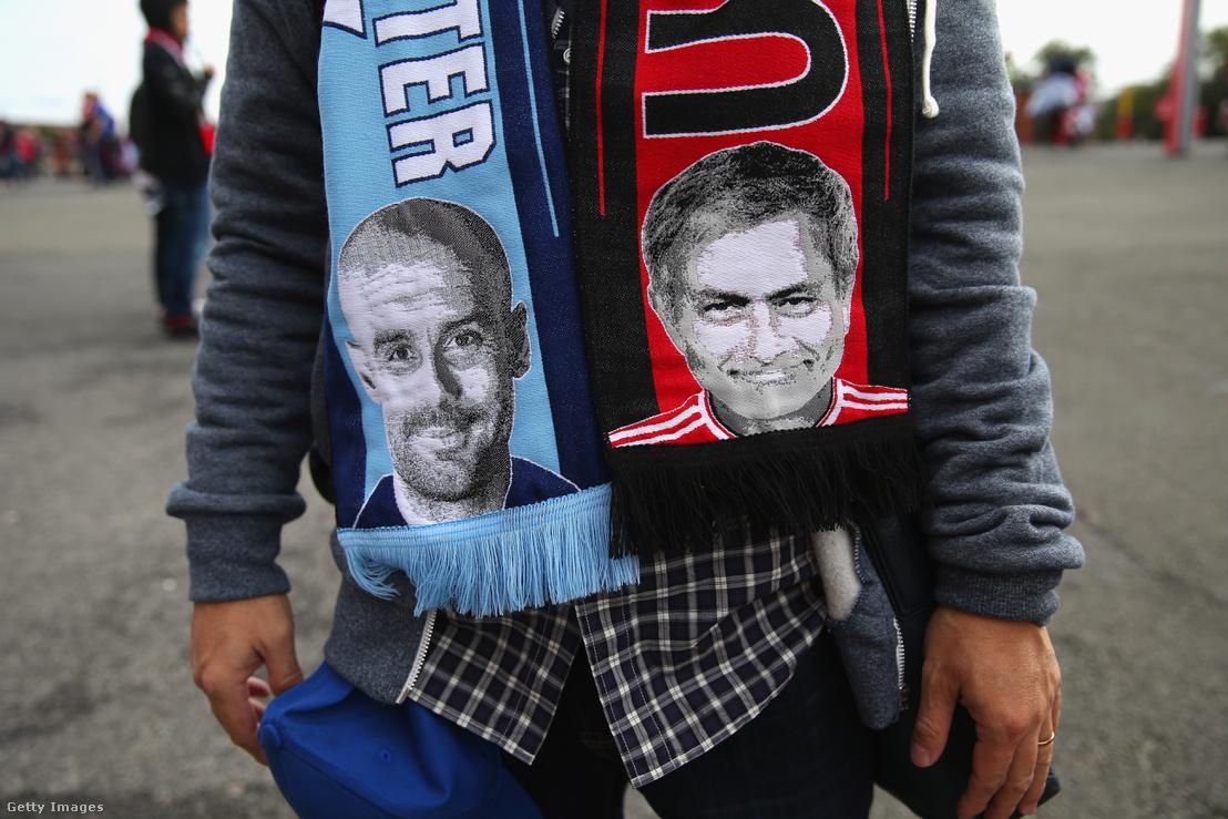 Pep Guardiola, Mourinho