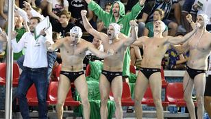17 év után győzött a Ferencváros a vízilabda BL-ben
