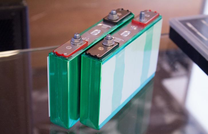 Ilyen cellákból áll össze az e-UP akkumulátora