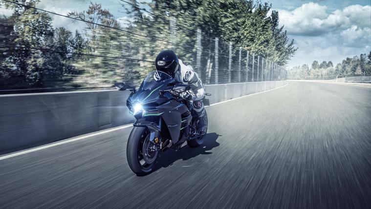 Kawasaki H2 - Maverick új motorja