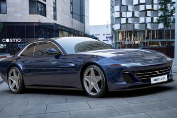 Feltámad az elegáns luxus-Ferrari