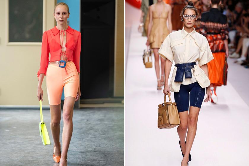 4b8169b6b1b4 A biciklis nadrágot jövőre nemcsak a Kardashian család tagjain láthatod  majd, hanem az üzletekben is