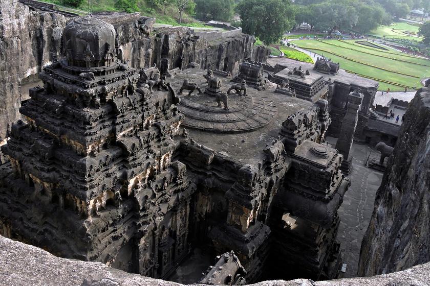 Egyetlen kőből faragták ki a csodás templomot: senki sem tudja, hogyan épült