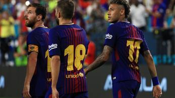 Neymar újranyitna a Barcelona felé?