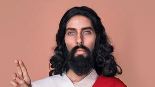 Így nézne ki Cinthya Dictator, mint Jézus Krisztus