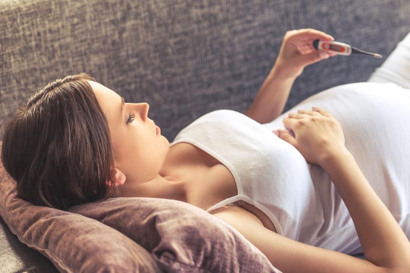 Megfázás a terhesség alatt: az orvost kérdeztük, hogyan gyógyulhatnak a kismamák biztonságosan