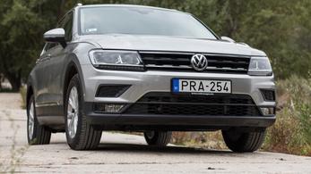 Teszt: Volkswagen Tiguan 2.0 TDI SCR DSG Comfortline – 2018.