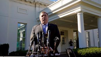 Pompeo azt kérte Trumptól, adjon időt a szaúdiaknak az eltűnt újságíró ügyében
