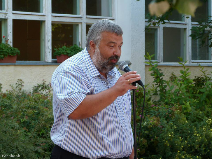 Kormos László igazgató a 2015-ös évnyitón