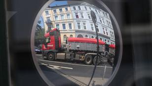 A dízel teherautókat miért nem tiltják ki? – Guruló hordó vendégposzt