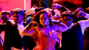 Rihanna szolidaritásból mondott nemet a Super Bowlra