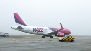 Vihar miatt törölte járatát a Wizz Air, sok utas ragadt Szicíliában