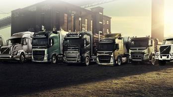 Túlzottan szennyezhetnek a Volvo teherautói