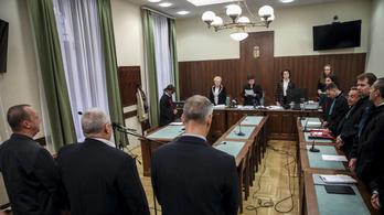 Jócskán enyhítették a Buda-Cash egyes vezetőinek ítéletét
