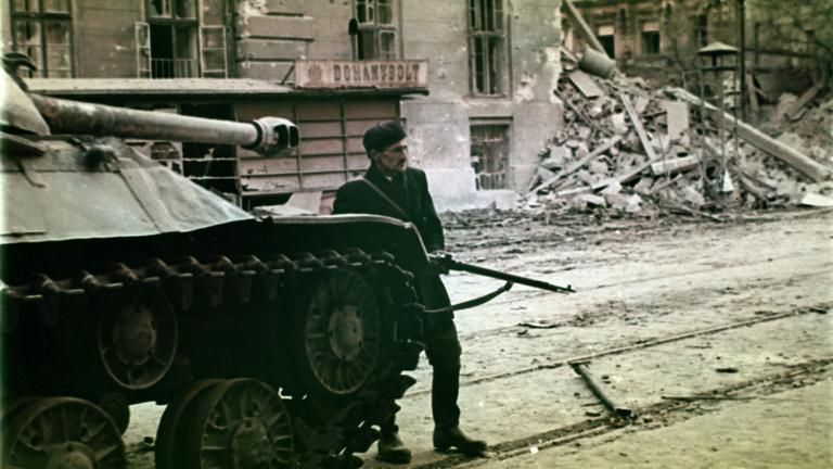 Bíbor képek a komódból: új fotók kerültek elő a forradalomról