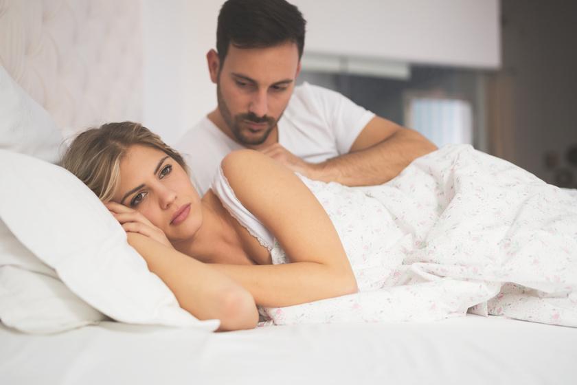 Amikor a férfi állandóan kívánja a szexet, de a nő csak ritkán – Így oldható meg a libidókülönbség a szakértők szerint