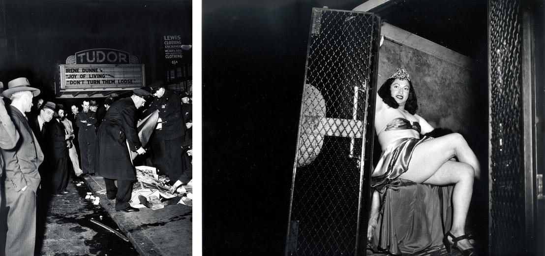 A rabomobilban, 1939 körül