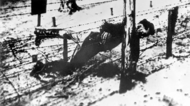 Jakov Dzsugasvilit lelőtték a fogolytáborban